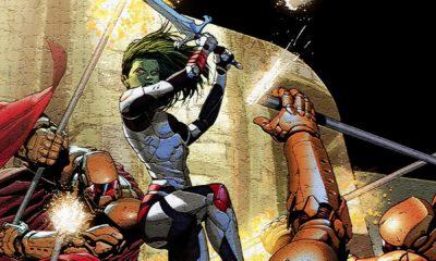 Gamora: la donna più letale della Galassia 5