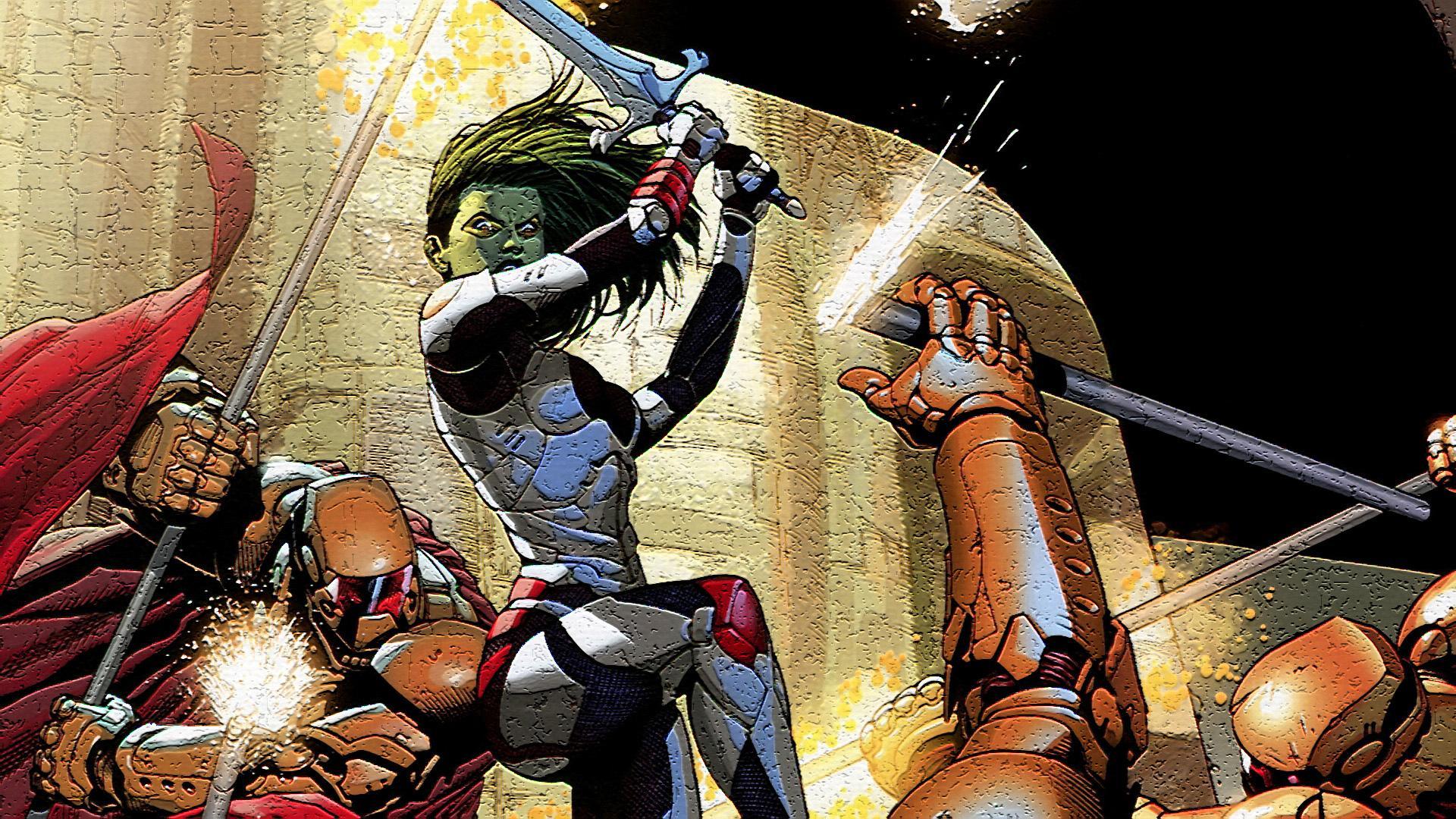 Gamora: la donna più letale della Galassia 1
