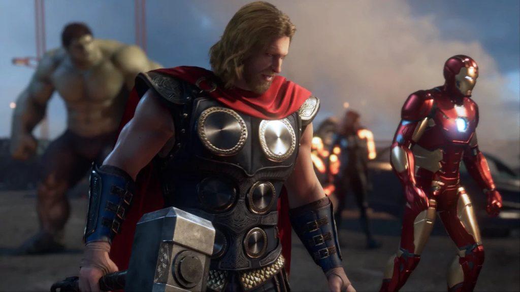 Marvel's Avengers: il nostro provato alla Milan Games Week 2019 4
