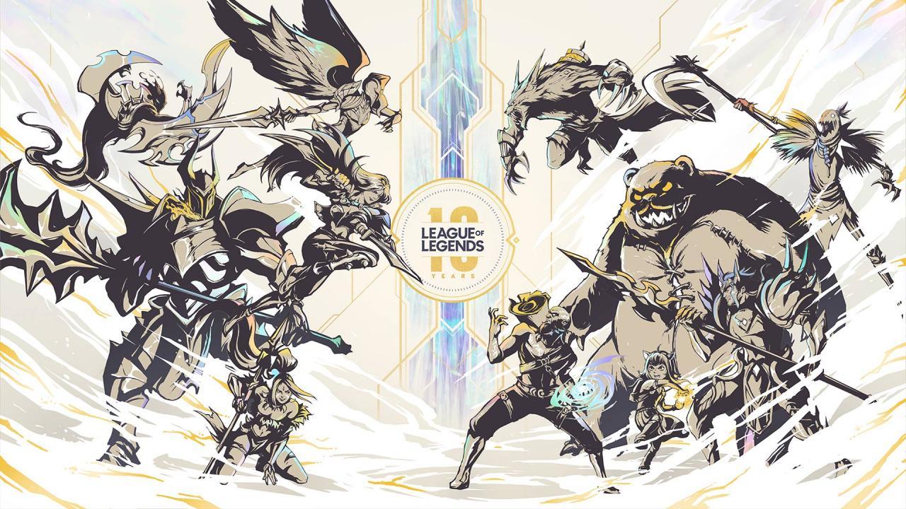 Riot Games: gli ultimi annunci per i 10 anni di League of Legends 1