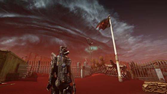 Risultati immagini per GEARS 5 skybox