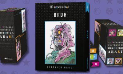Il bizzarro universo di Hirohiko Araki: Baoh – La recensione 19