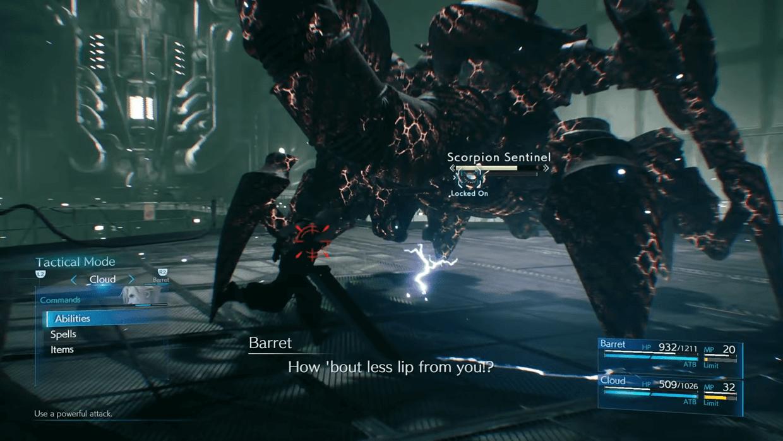 Final Fantasy VII Remake: abbiamo provato la demo E3 2