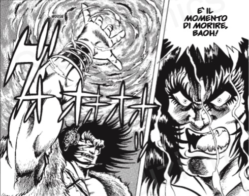 Il bizzarro universo di Hirohiko Araki 2: Baoh – La recensione 2