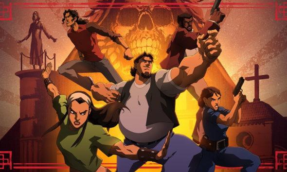 Seis Manos: Messico, Kung Fu e Immortalità 39