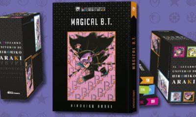 Il bizzarro universo di Hirohiko Araki: Magical B.T. - La recensione 16
