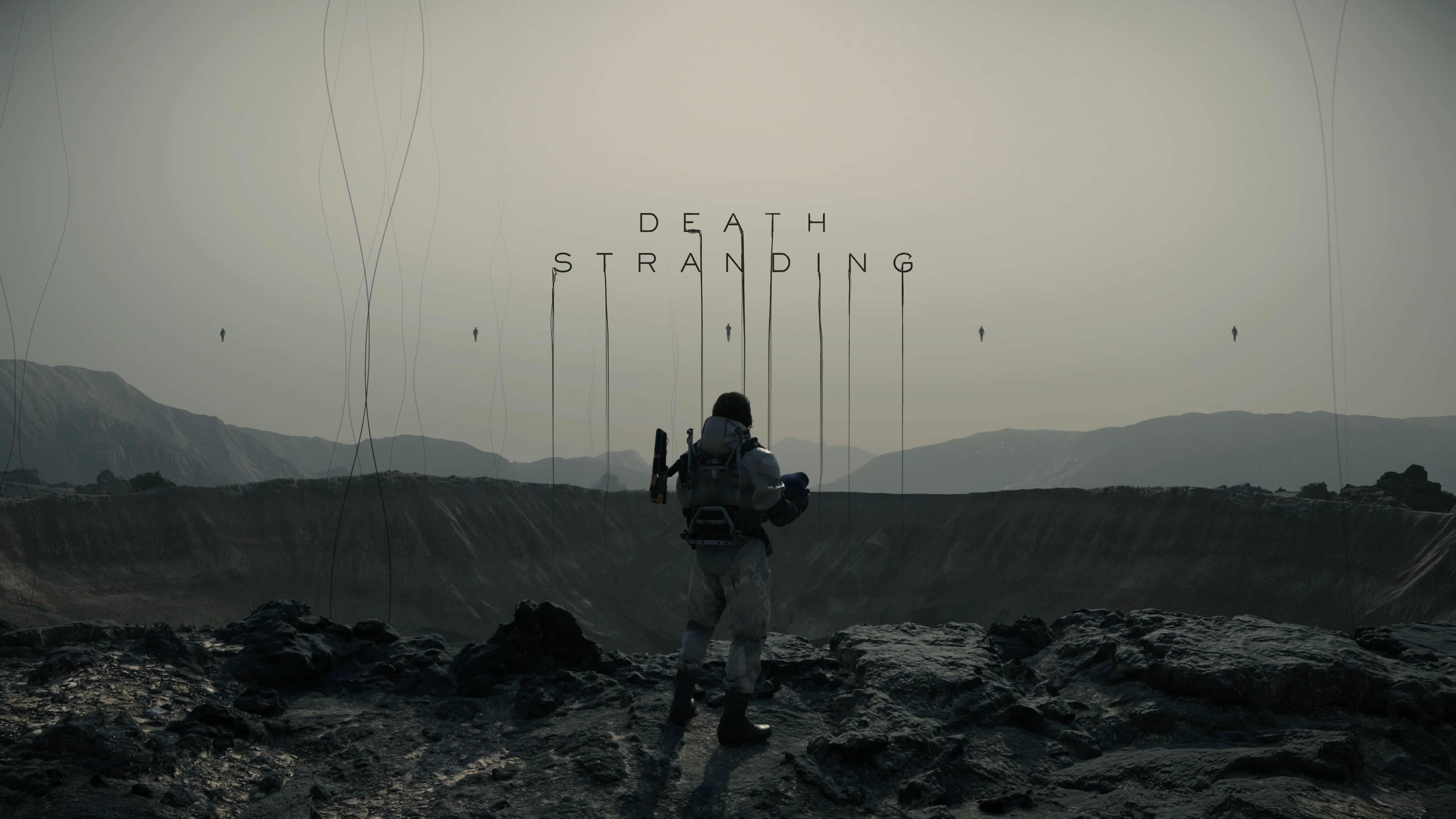 Death Stranding: pubblicato il trailer di lancio 1