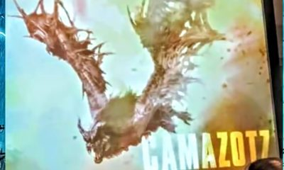 Camazotz: il re-vampiro del Monsterverse! 14