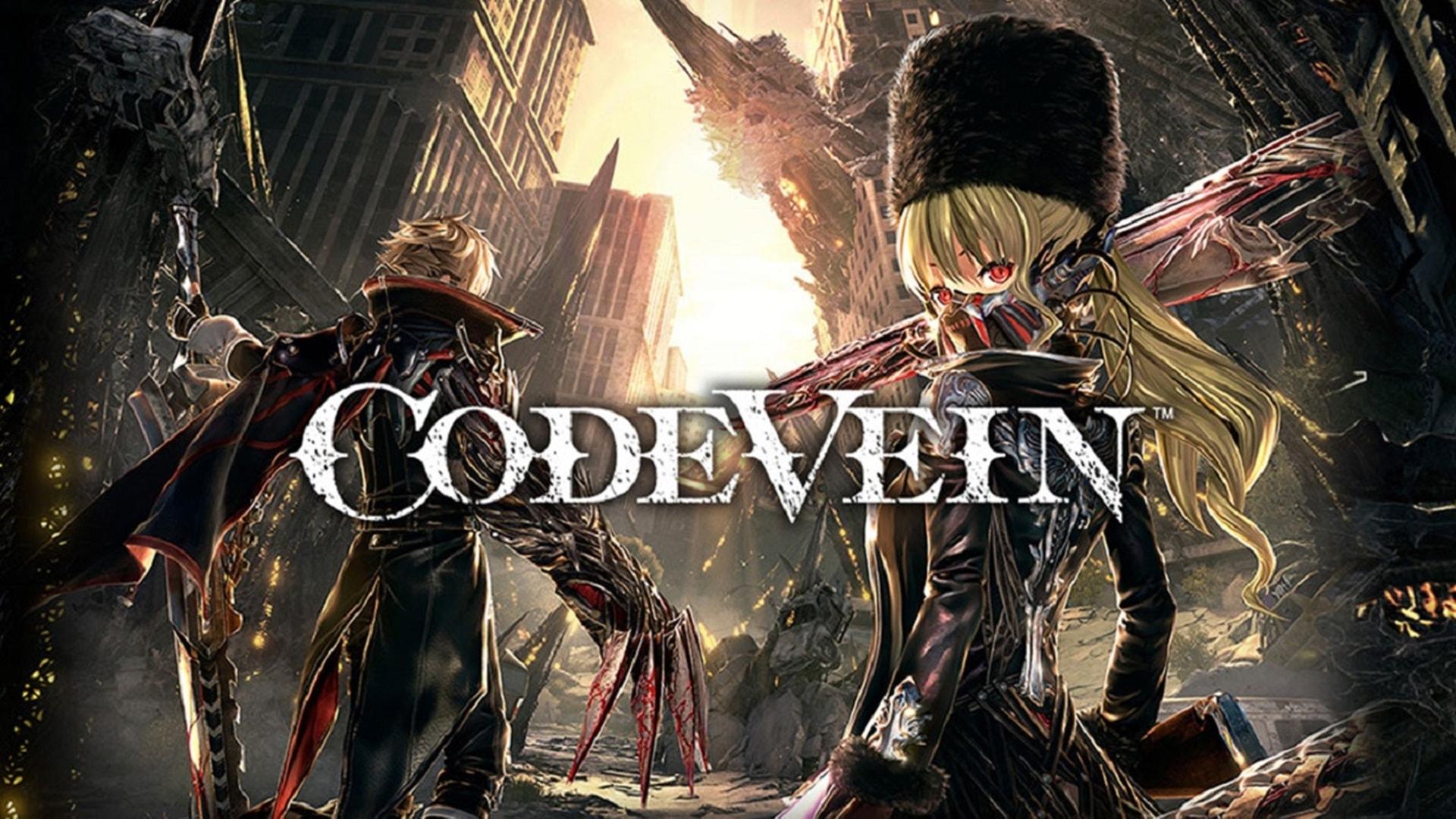 Code Vein Header