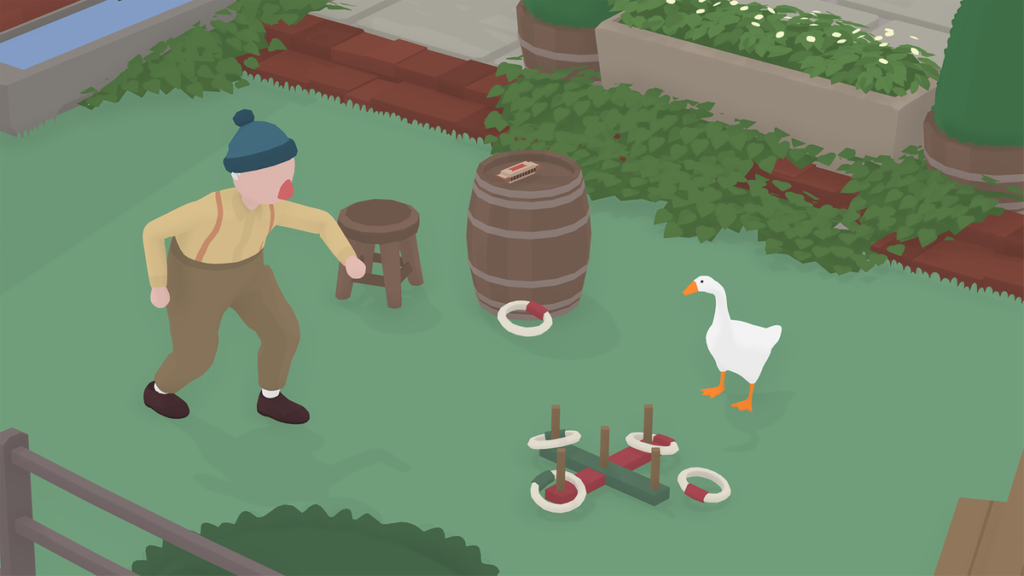 Untitled Goose Game, la recensione: il piacere del male 11