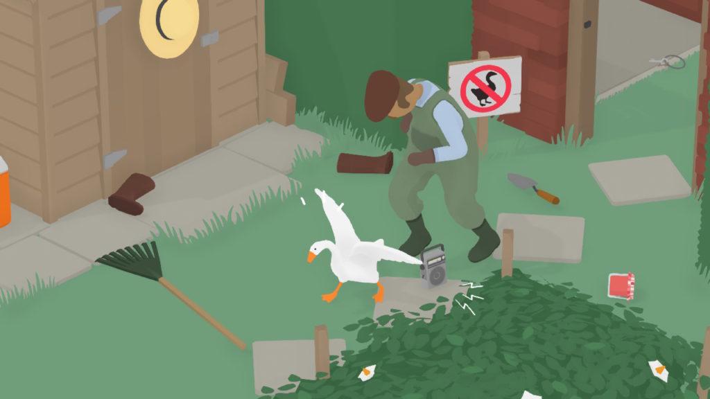 Untitled Goose Game, la recensione: il piacere del male 9
