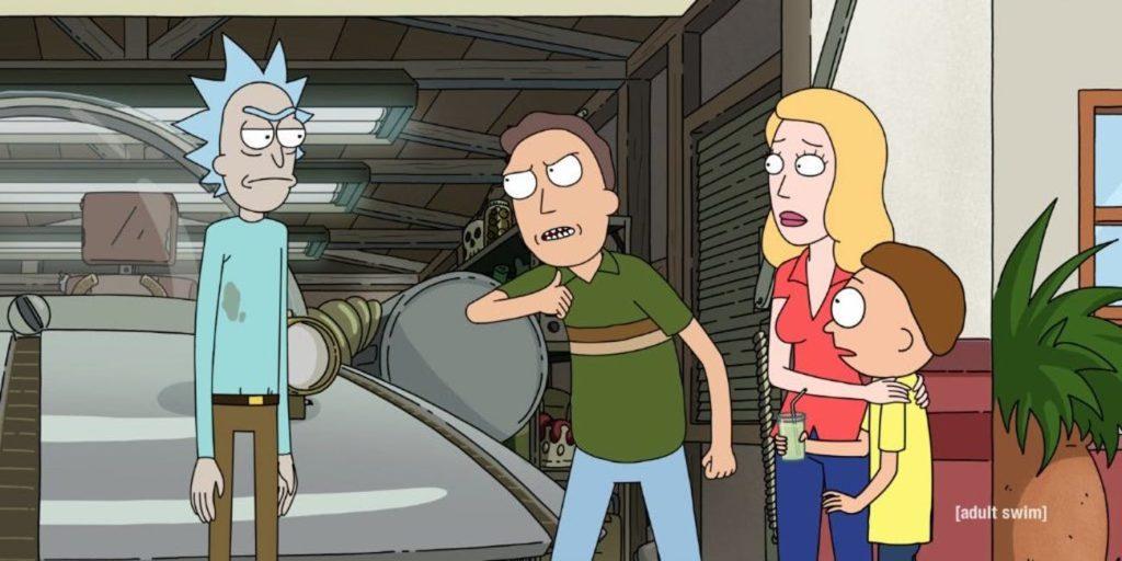 Rick e Morty 4x01, la recensione 4