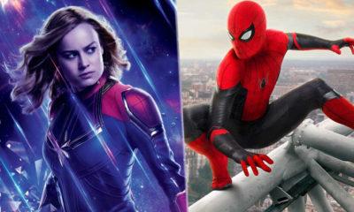 Captain Marvel 2: secondo alcuni rumor Spider-Man sarà nel film 7
