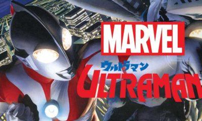 La Marvel pubblicherà una serie a fumetti di Ultraman 10