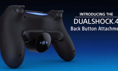 PlayStation annuncia il Back Button per il suo DualShock 4 7