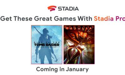Google Stadia Pro: annunciati i primi due giochi gratuiti del 2020 13