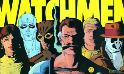 Watchmen di nuovo tra i Best Seller del New York Times grazie alla serie HBO 4