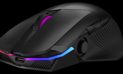 CES 2020: in arrivo Asus Chakram, nuovo mouse targato ROG 3