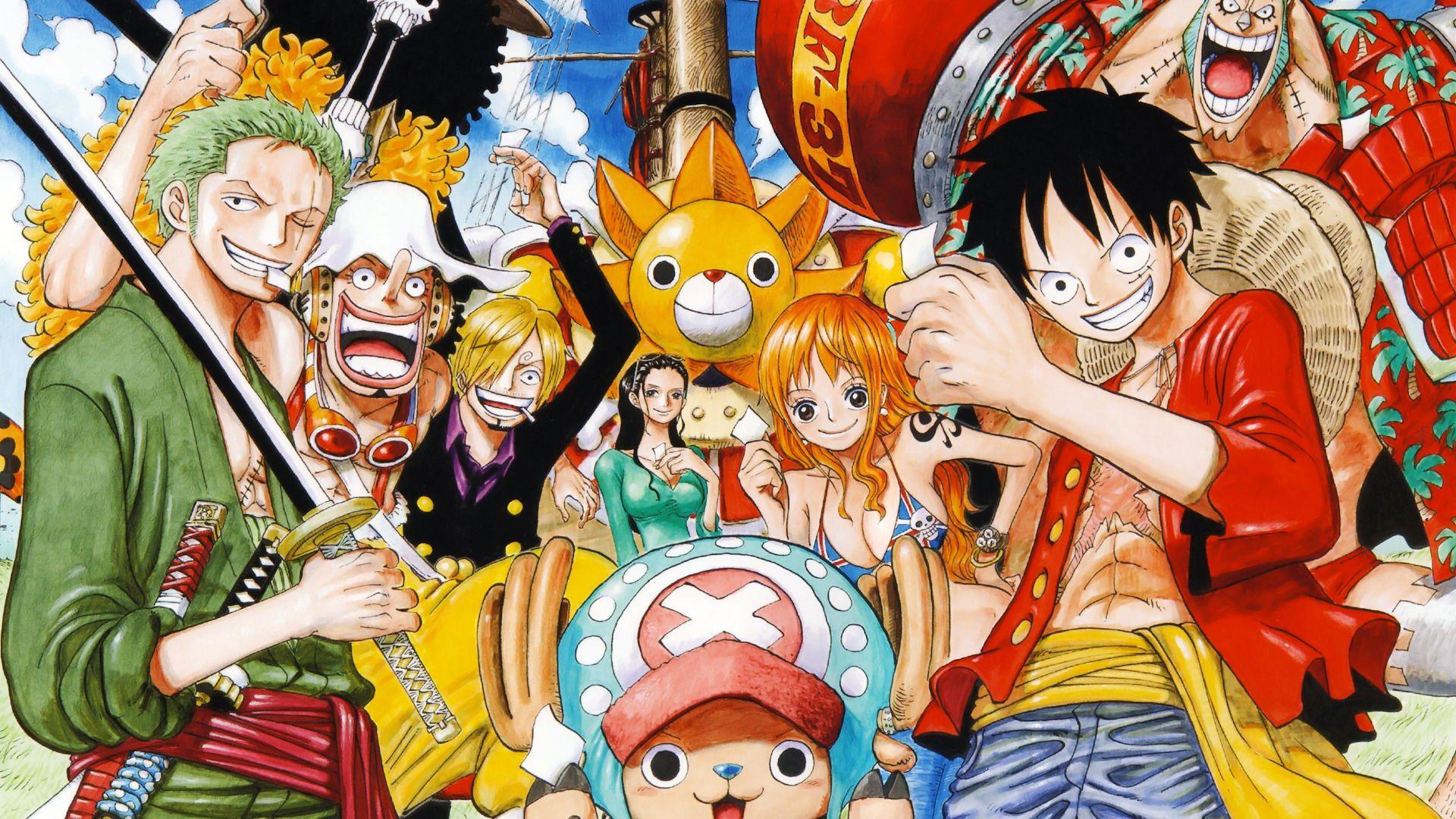 Netflix al lavoro sul live action di One Piece 1