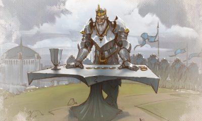 Arriva Tellstones: King's Gambit, il gioco da tavolo nell'universo di League of Legends 5