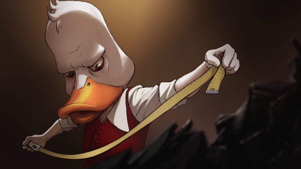 Howard the Duck fuori dal progetto Hulu 2
