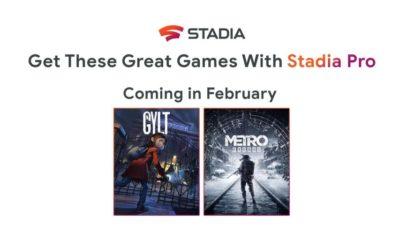 Google Stadia Pro: annunciati i titoli gratuiti di febbraio 2020 22