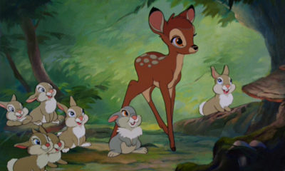 Disney annuncia il remake di Bambi in Live Action 2