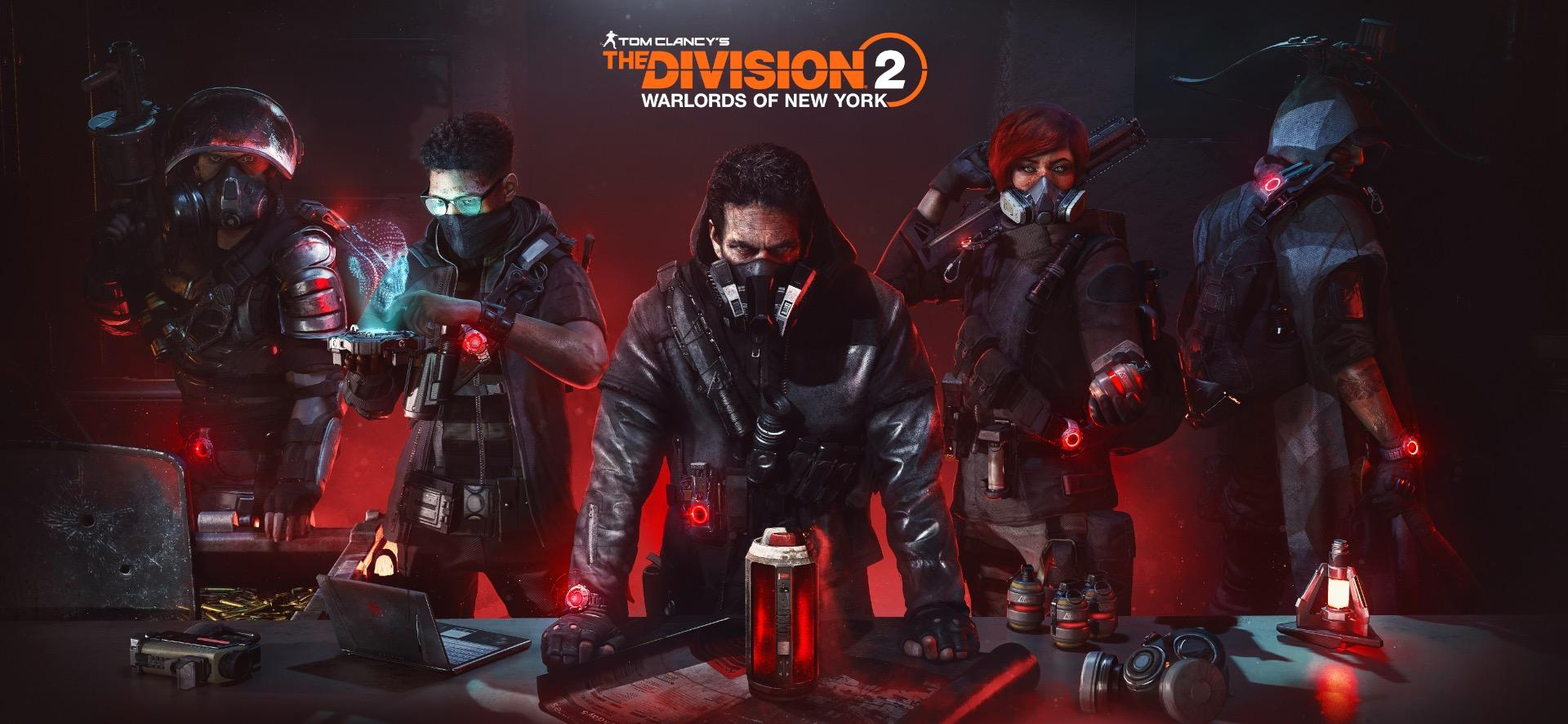 The Division 2: annunciata l'espansione Warlords of New York 1