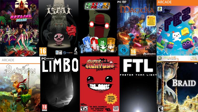 Risultato immagini per indie games