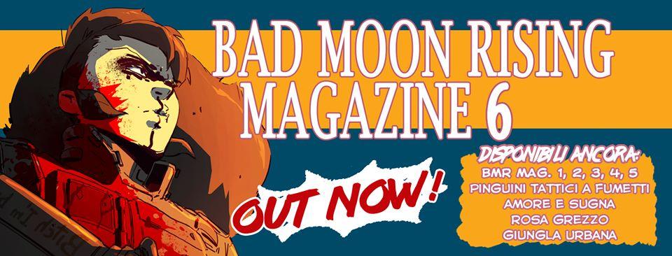 Bad Moon Rising Production