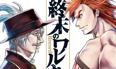 Shuumatsu no Valkyrie manga recensione