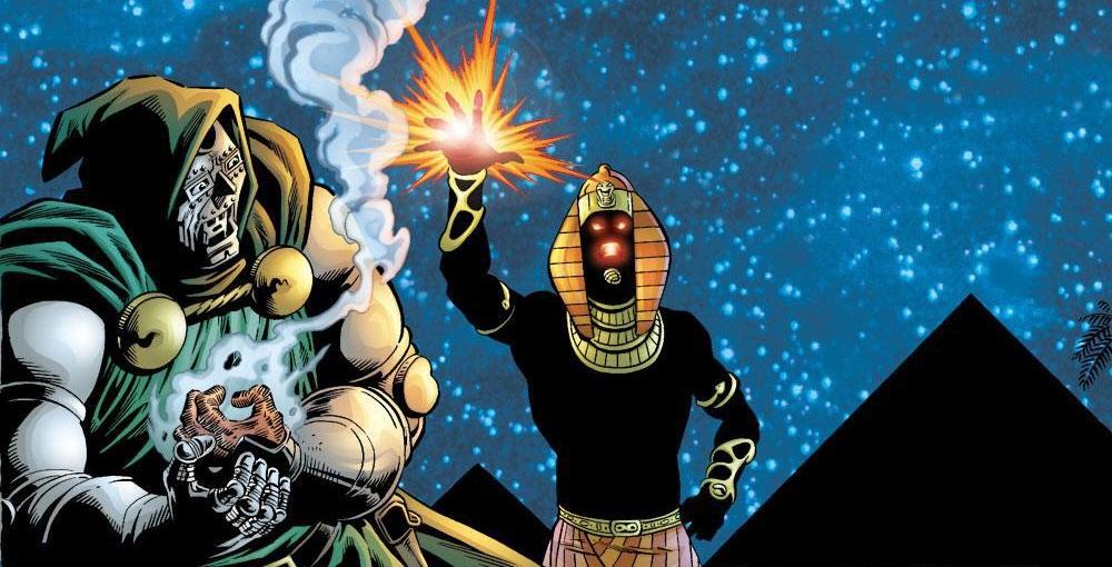 Ankhenaton Marvel Comics