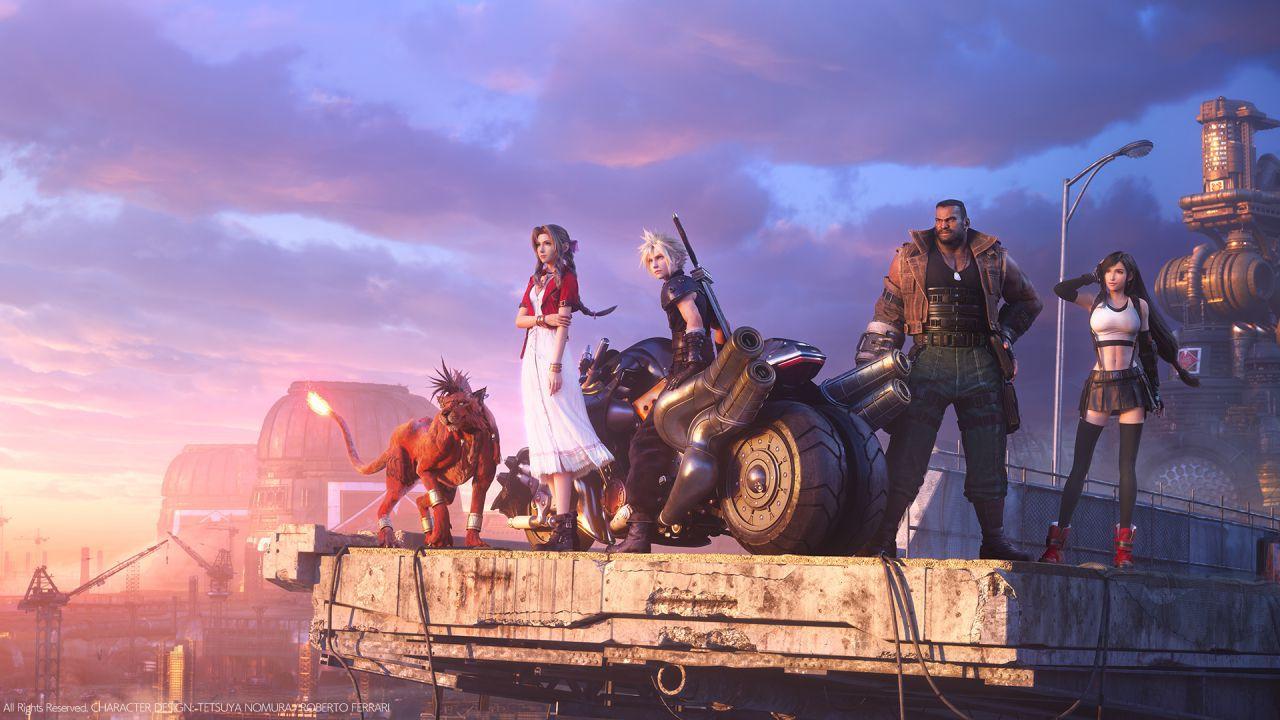 Final Fantasy 7 Remake: 12 ore in live! 1