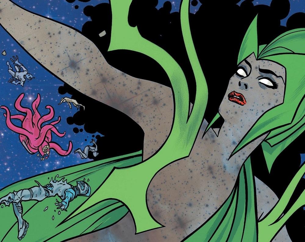 regina del mai personaggi marvel comics