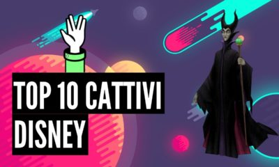Top 10 dei cattivi Disney 1