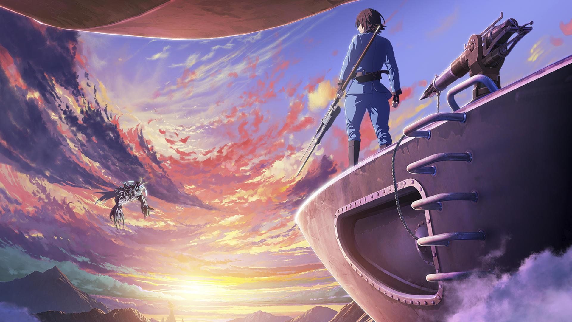 Drifting Dragons, la recensione: A caccia di draghi 1