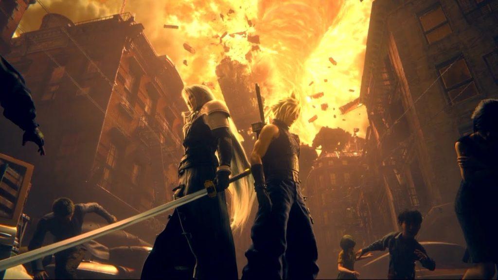 Final Fantasy VII Remake: spiegazione e analisi del finale 9