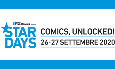 Star Days: l'evento di Edizioni Star Comics 4