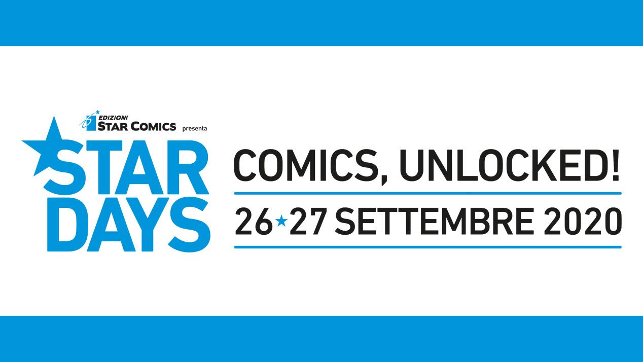 Star Days: l'evento di Edizioni Star Comics 1