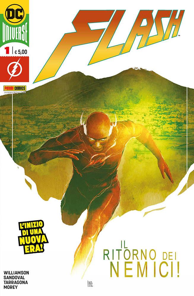 Flash Panini DC