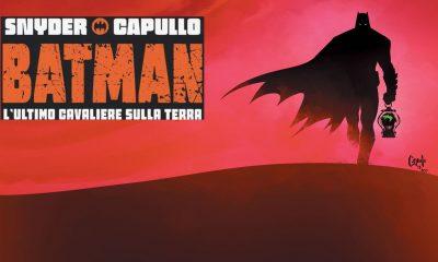 Batman – L'Ultimo Cavaliere sulla Terra