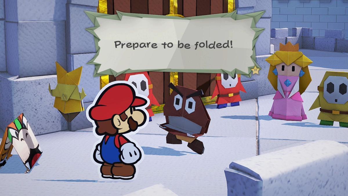 Paper Mario: la rincorsa di Origami King verso la perfezione di The Thousand-Year Door 11