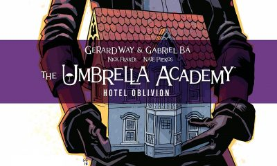 the umbrella academy hotel oblivion