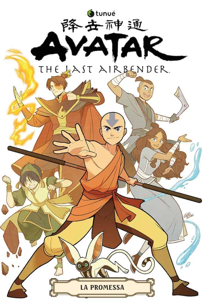 Avatar: The Last Airbender - La promessa
