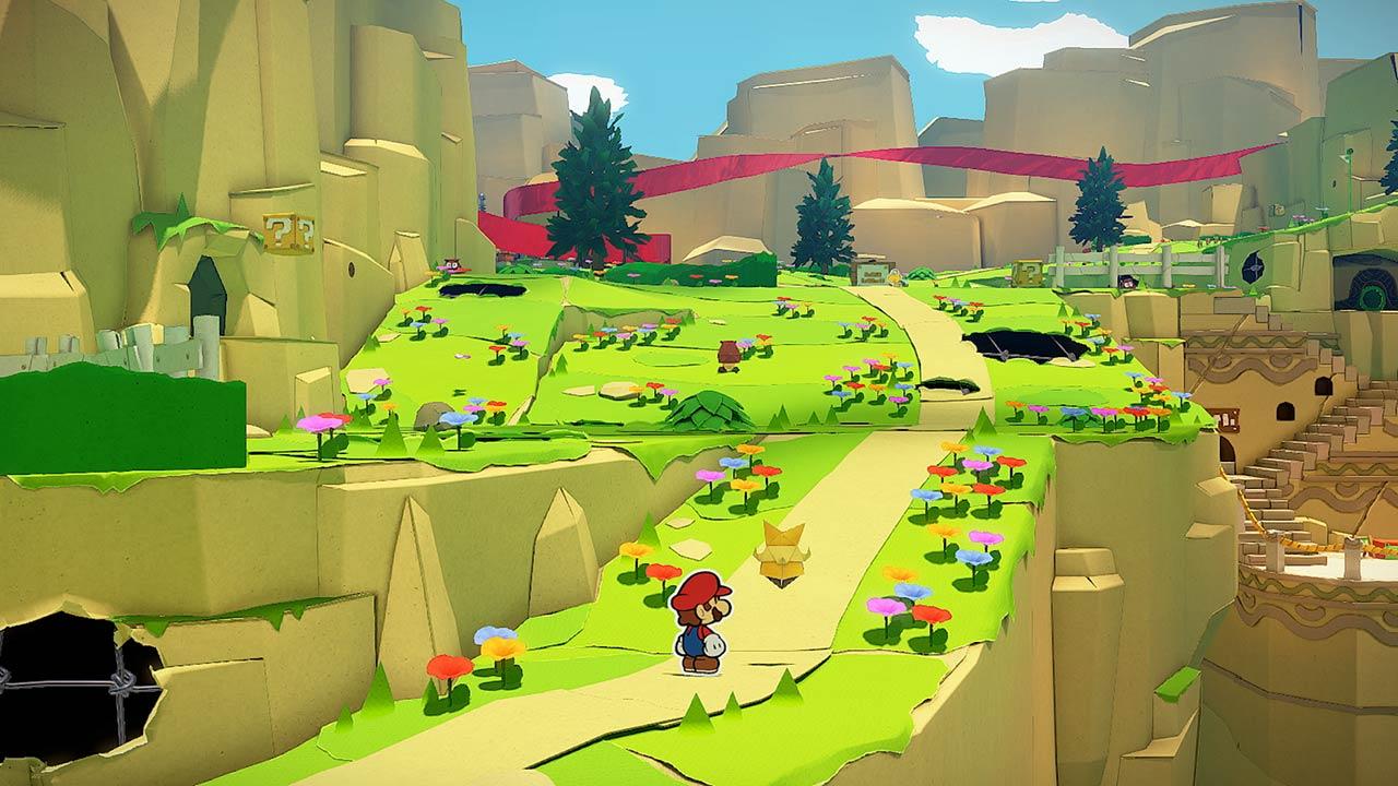 Paper Mario: la rincorsa di Origami King verso la perfezione di The Thousand-Year Door 9