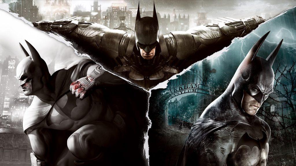 I supereroi nei videogames - Batman Arkham