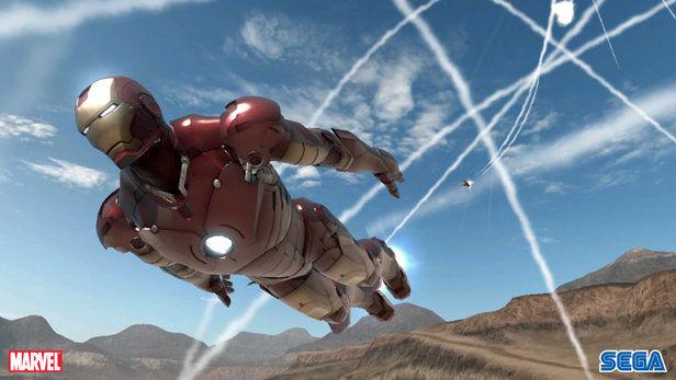 I supereroi nei videogames - Iron Man
