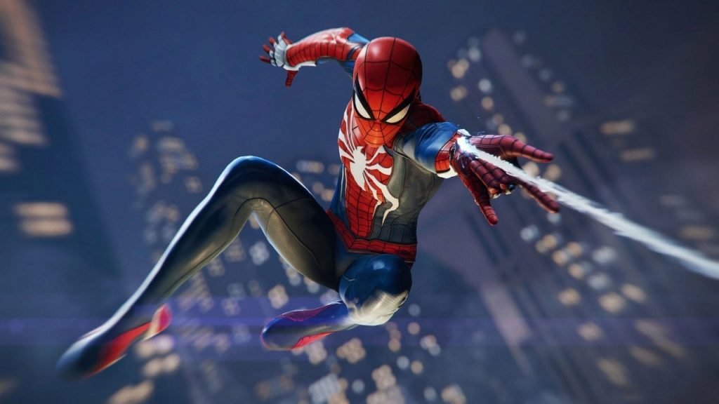I supereroi nei videogames - Marvel's Spider-Man
