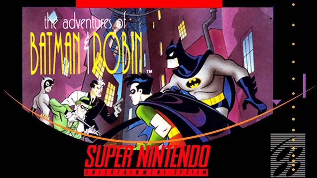 I supereroi nei videogames - The Adventure of Batman & Robin
