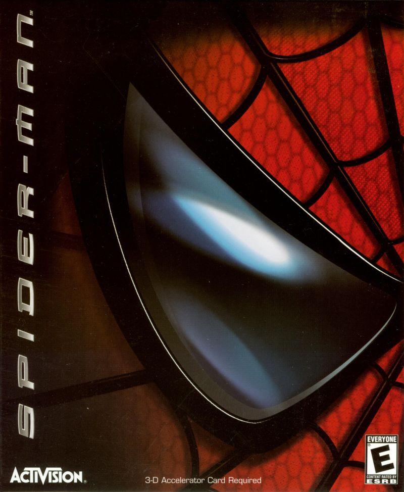 I supereroi nei videogames - Spider-Man 2002